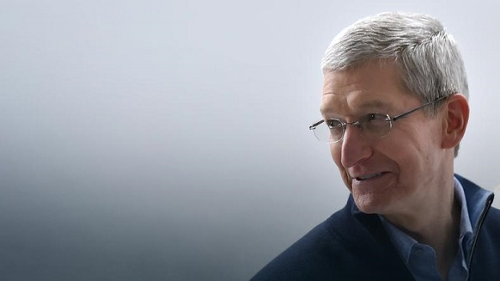 Tim Cook z Apple