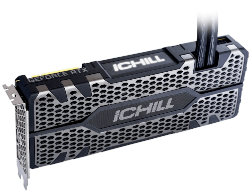 Karta graficzna Inno3D GeForce RTX 2070 Super iChill Black
