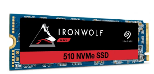 Seagate IronWolf 510 SSD PCIe